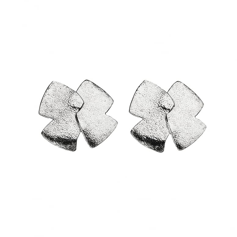 Bedrock Medium Flower Earrings