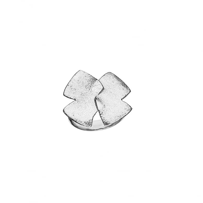 Bedrock Medium Flower Ring