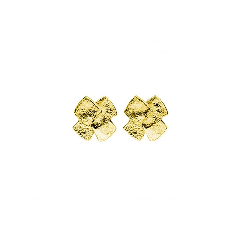 Bedrock Small Flower Earrings