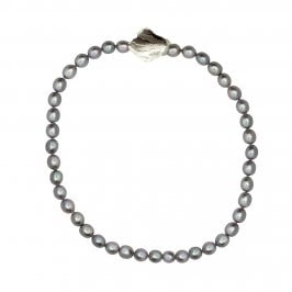 Pearl Choker with Kite catch