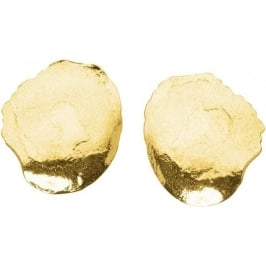 Edges Shell Earrings