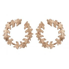 Large leaf Hoops