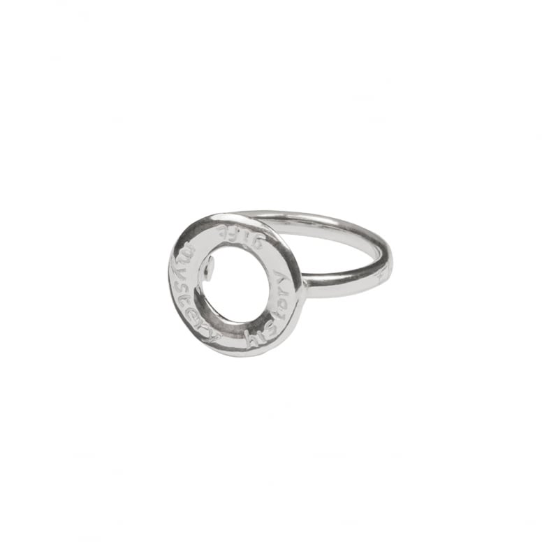 Wisdom Small Polo Ring